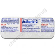 Astharid 2mg