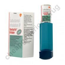 Ventorlin Inhaler 100mcg