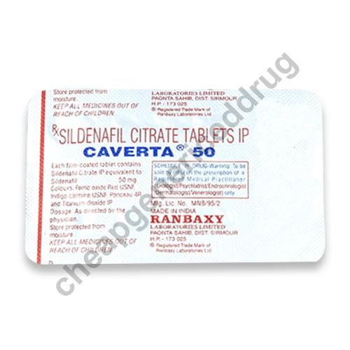 Caverta Free Shipping