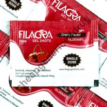 Filagra 100mg Gel Shots Cherry Flavour