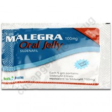Malegra Oral Jelly Orange Flavour